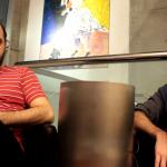 Juan Pablo Ruiz y Martín Masetti